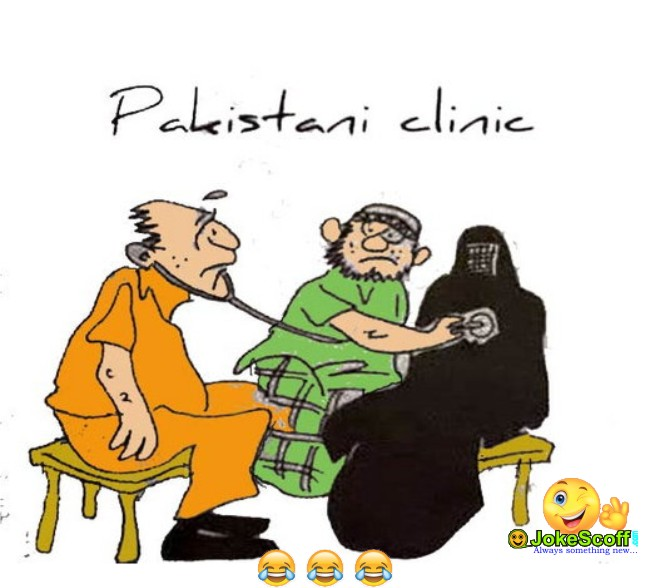 funny pakistani clinic images