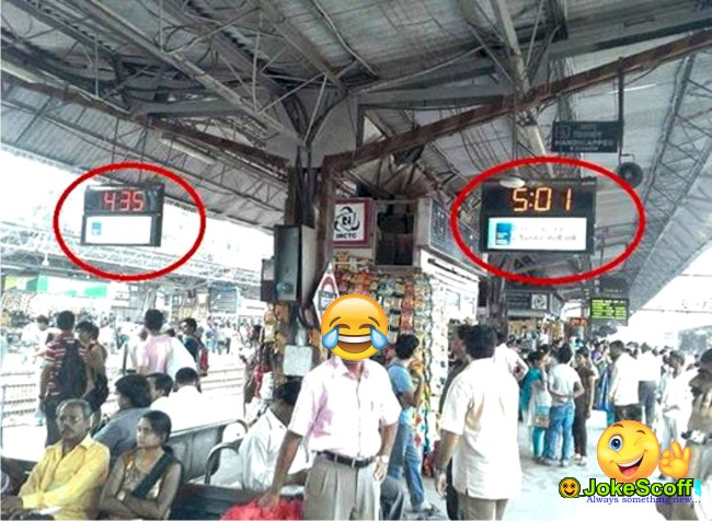 funny indian railway images