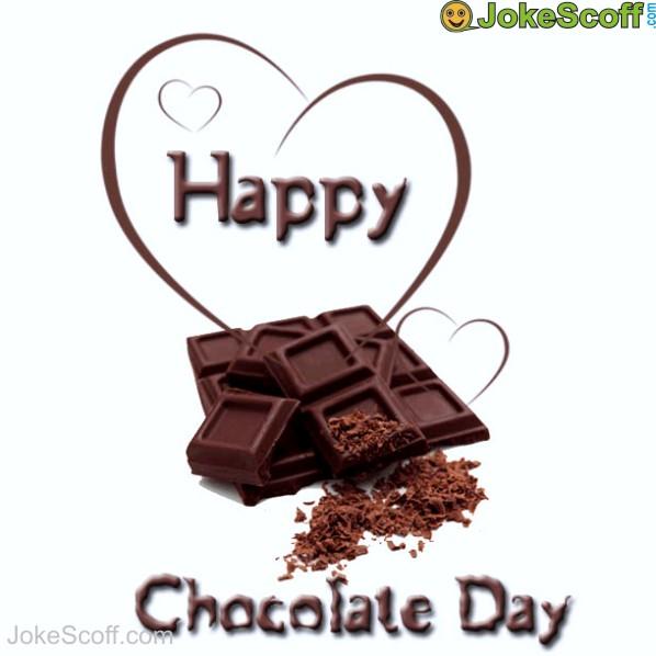 Chocolate Day DP