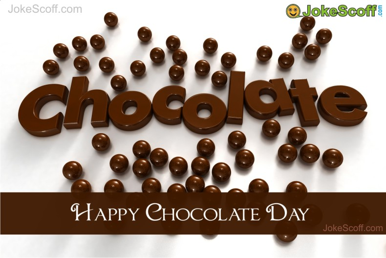 Chocolate Day Greetings