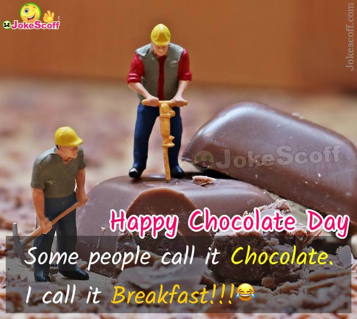 Happy Chocolate Day DP