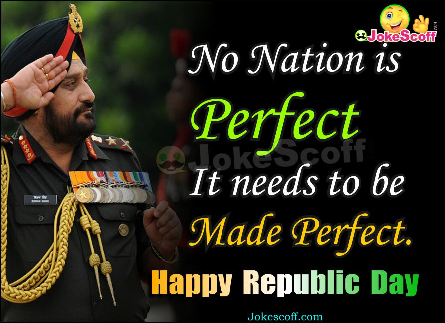Happy Republic Day Wishes Image