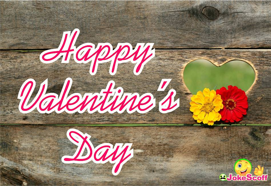 Happy Valentine Day Wishes Picture
