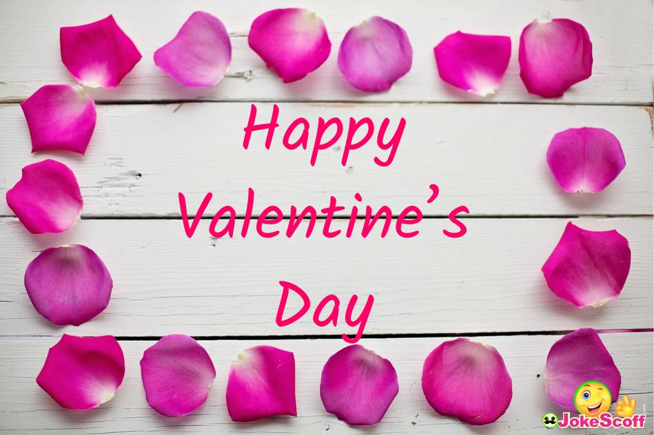 Happy Valentine's Day Wishes Image