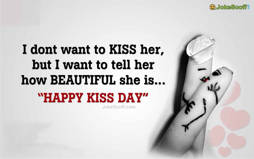 Kiss Day SMS