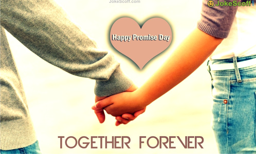 Promise Day Quotes - Together Forever