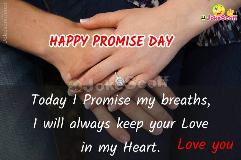 Promise Day Status for Girlfriend