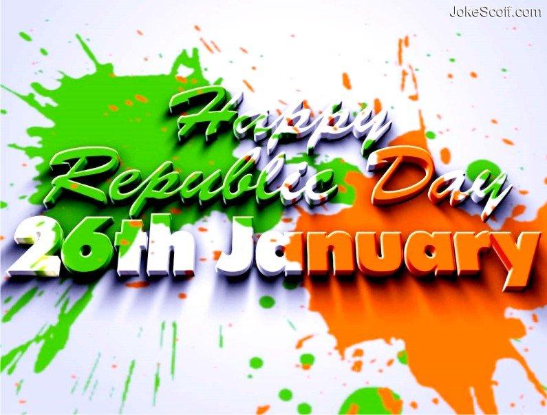 Republic day DP