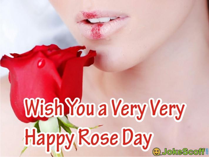 Rose Day Greetings