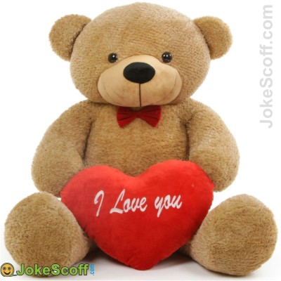 Taddy Day I Love you DP