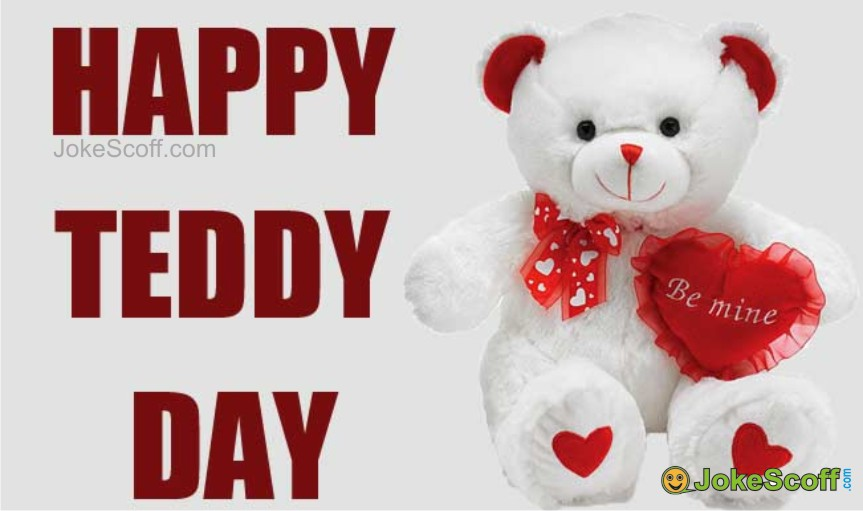 Teddy Bear Day Whatsapp DP