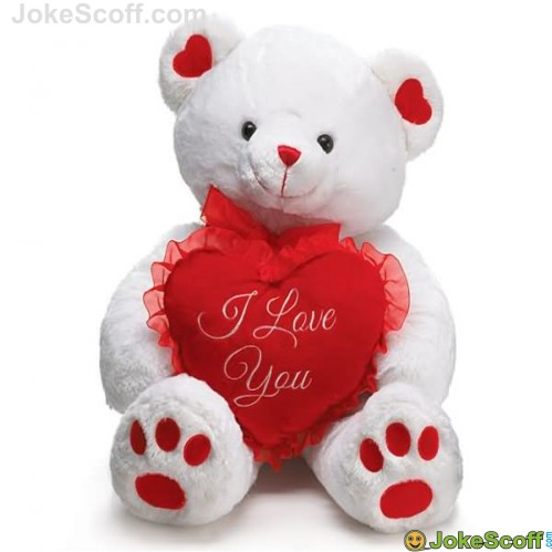 Teddy Day I Love you DP