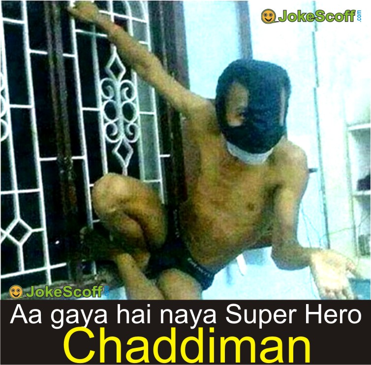 Funny Indian People - Chaddiman