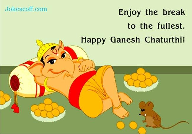 ganesh chaturthi wishes message