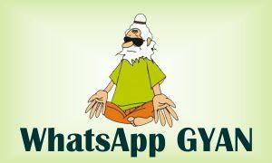 WhatsApp Gyan Jokes