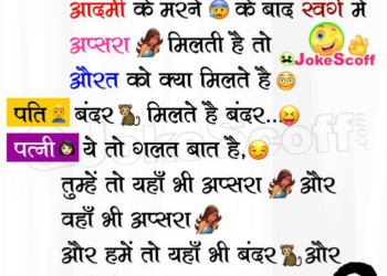 After Death - Husband Wife Funny Hindi Jokes