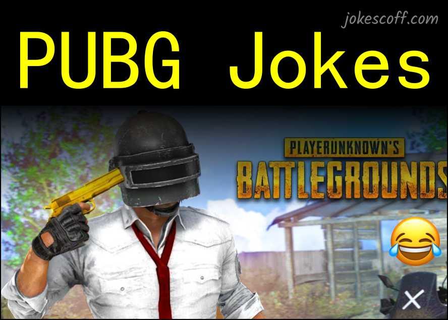 PUBG Jokes Image